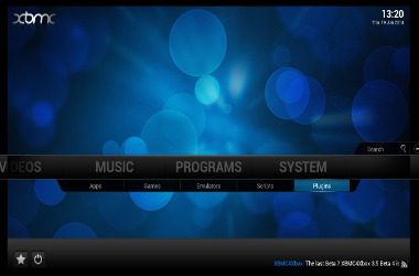 xBMC preview