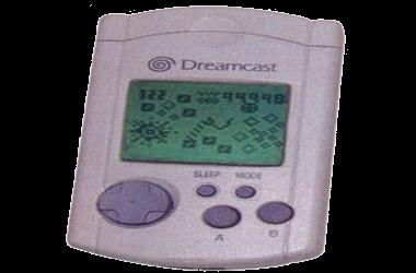 Dreamcast VMU preview
