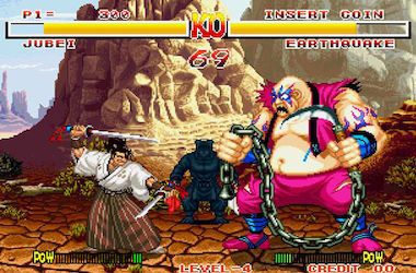 Neo Geo MVS preview