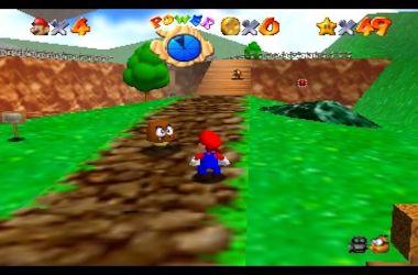Nintendo 64 preview