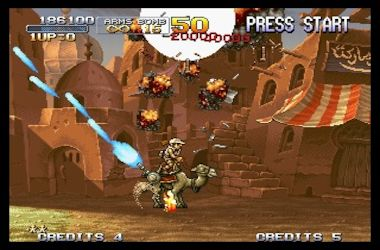 Neo Geo preview
