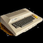 Atari 800 artwork