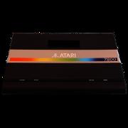 Atari 7800 artwork