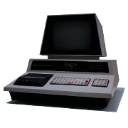 Commodore PET artwork