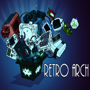 Retro Arch artwork