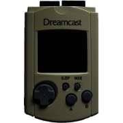 Dreamcast VMU artwork