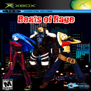 BeatsOfRageX artwork